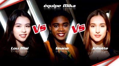 Lou-Mai VS Imane VS Juliette - Epreuve Ultime (Saison 6)