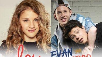 Kids : Lou, Evan et Marco se partagent la scène de l'Olympia