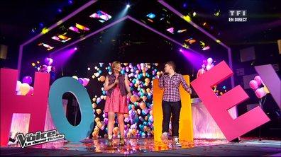 Louane & Loïs Silvin & - Ho Hey (The Lumineers) (saison 02)