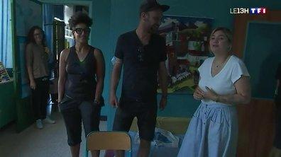 Louane, star d'une nouvelle série de TF1 : découvrez le tournage