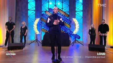 """Loud : """"56K"""" en live pour Quotidien"""