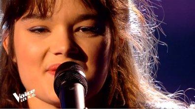 """THE VOICE 2020 - Louise Combier chante """"Tous les bateaux, tous les oiseaux"""" de Michel Polnareff (KO)"""