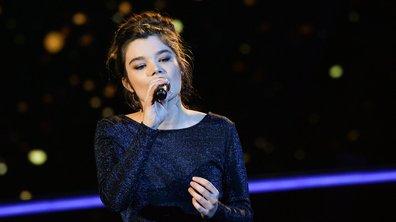 """The Voice 2020 - Louise Combier : """"Il y a une vraie connexion avec Marc Lavoine"""""""