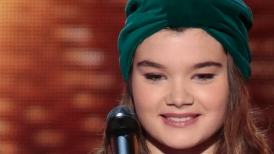 "THE VOICE 2020 - Louise Combier chante ""Ton héritage"" de Benjamin Biolay"