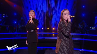 The Voice 2021 – Louise Mambell VS Margaux chantent « What's up » de 4 Non Blondes