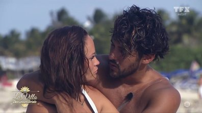 LOVE STORY - Jesseka et Gabano sur un petit nuage