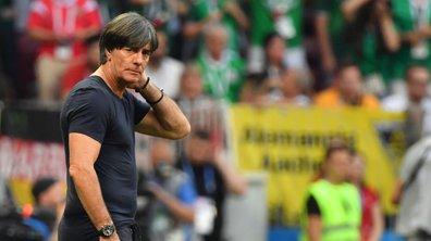 Joachim Löw dédramatise la défaite de l'Allemagne
