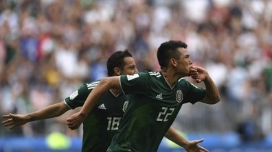 """Le Mexique sanctionné par la FIFA pour les chants """"discriminatoires et insultants"""" de ses supporteurs"""