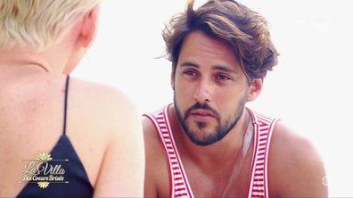 """Lucie confronte Gabano """"J'ai l'impression de me taper mon pote"""""""