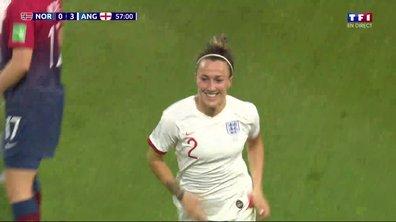 Norvège - Angleterre (0 - 3) : Voir le but exceptionnel de Bronze en vidéo