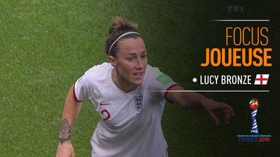 Angleterre - Cameroun : Voir le match de Lucy Bronze en vidéo