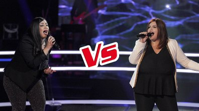 Lucyl Cruz VS Francesca, duel puissant s'affrontant sur  « Alive » (Sia) (Saison 05)