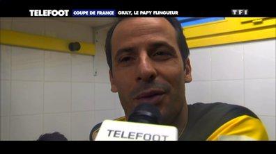 Coupe de France : Giuly, le papy flingueur !