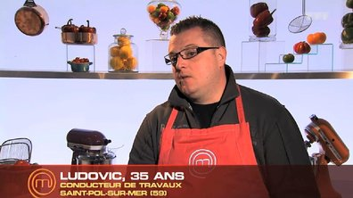 "Masterchef : Ludovic est-il un peu trop ""bourrin"" ?"
