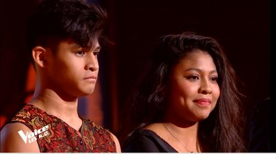 "THE VOICE 2020 - LudySoa & Nathan chantent ""In my blood"" de Shawn Mendes (KO)"