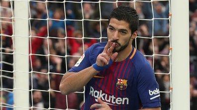 """Liga / FC Barcelone - Suarez : """"Neymar est une personne mature, partir au PSG est une décision compréhensible"""""""