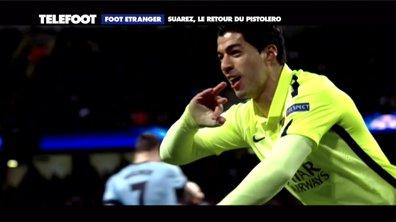 FC Barcelone : Luis Suarez, le réveil du Pistolero