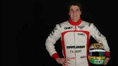 F1 2013 : Luiz Razia signe chez Marussia