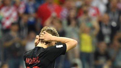 VIDÉO - Croatie-Danemark : le penalty raté par Modric en fin de match