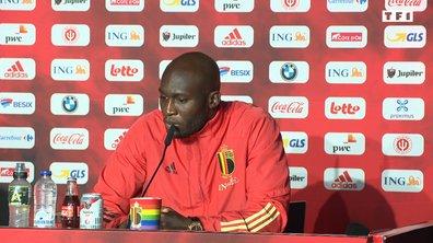 Quand Lukaku parle de Thierry Henry avant le choc face au Portugal