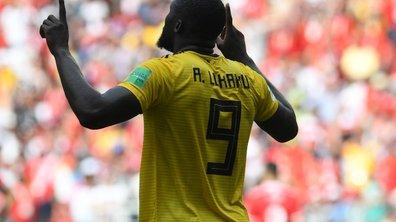 Romelu Lukaku blessé et incertain pour le match face à l'Angleterre