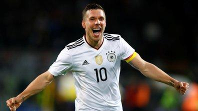 Insolite : Découvrez le clip de Lukas Podolski qui débarque au Japon !