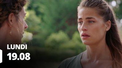 Demain nous appartient du 19 août 2019 - Episode 532