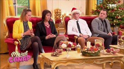 Lundi Canap : la baston de Noël est lancée
