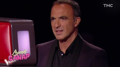Lundi Canap : gros moments de solitude pour Nikos Aliagas dans The Voice