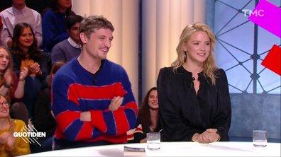 """Invités : Virginie Efira et Niels Schneider pour """"Un amour impossible"""""""