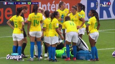 Lundi Transpi : le debrief de France-Brésil