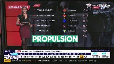 Lundi Transpi : Noms collectors pour les chevaux du Grand Prix d'Amérique