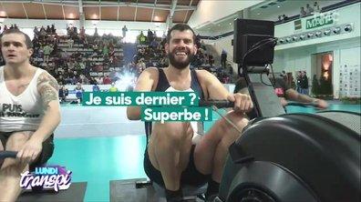 Lundi Transpi : on a tenté le championnat de France de rameur