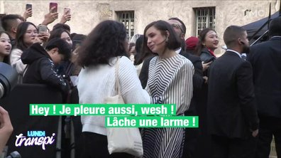 Lundi Transpi : on adore les commentaires de la Fashion Week