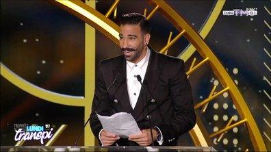 Lundi Transpi : le show Adil Rami aux trophées UNFP