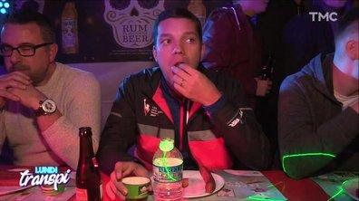 Lundi Transpi spécial Belgique :au concours du plus gros mangeur fricadelles