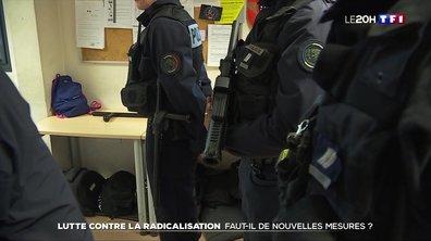 Lutte contre la radicalisation : l'arsenal législatif est-il suffisant ?