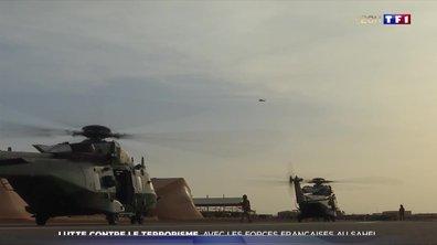 Lutte contre le terrorisme : immersion avec les forces françaises au Sahel