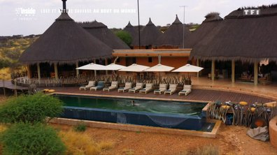 Luxe et nature sauvage en Namibie