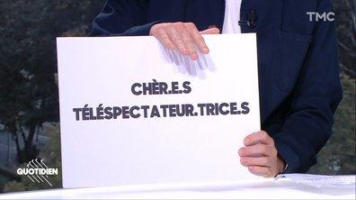 Lyon : l'écriture inclusive plébiscitée par la mairie fait débat jusqu'au gouvernement