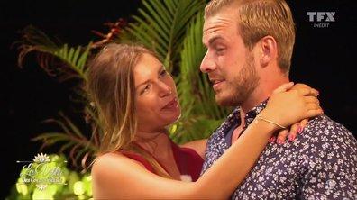 « Tu m'as beaucoup apporté » - Julien pleure face à Maëva