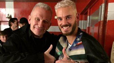 Jean-Paul Gaultier fan de M Pokora !