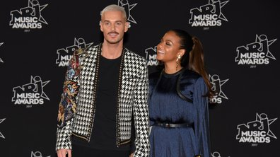 M. Pokora et Christina Milian sur le tapis rouge, le couple officialise sa relation