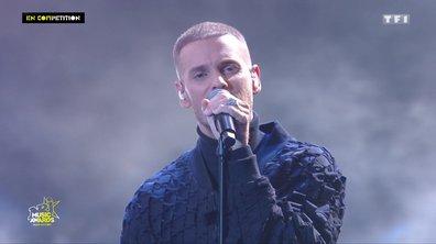 """M. Pokora """"Si On Disait"""" élu """"Performance de la soirée"""" - NRJ Music Awards 2020 (en compétition)"""