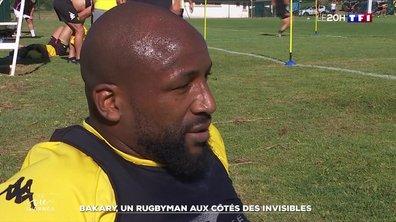 """""""Ma vie d'après"""" : Bakary Meité a retrouvé son équipe de rugby"""