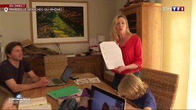 Ma vie de confinée : comment Linda Huré s'organise-t-elle avec sa famille ?