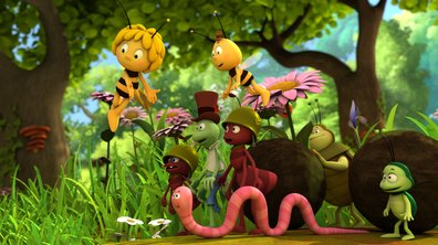 Maya l'abeille : Saison 1