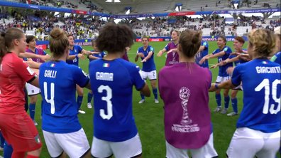 Insolite : Les Italiennes dansent la Macarena !