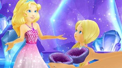 Barbie Dreamtopia - S01 E03 - La machine à pierres précieuses