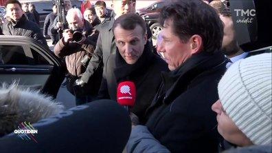 """Macron en Chine : """"Make our planet great again"""" s'exporte-t-il en Chine ?"""